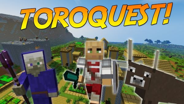 ToroQuest для Майнкрафт 1.11.2