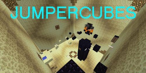 Jumpercubes для Майнкрафт 1.11.2