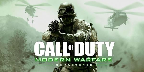 NoDVD для Call of Duty: Modern Warfare Remastered v 1.0