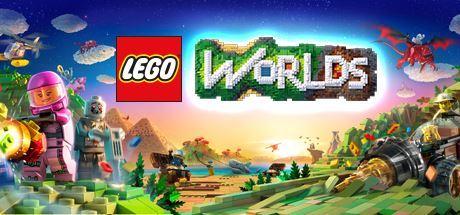Сохранение для LEGO Worlds (100%)