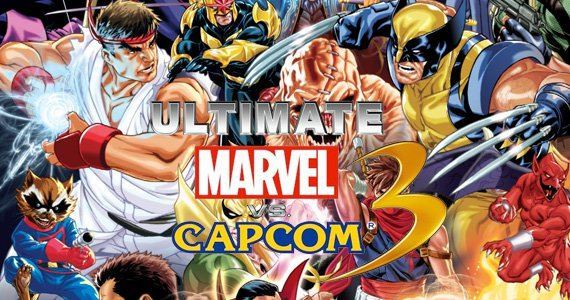 Сохранение для ULTIMATE MARVEL VS. CAPCOM 3 (100%)