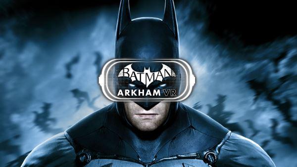 Сохранение для Batman: Arkham VR (100%)