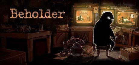 Сохранение для Beholder (100%)