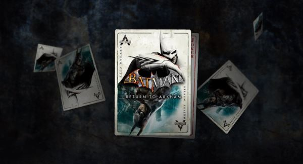 Сохранение для Batman: Return to Arkham (100%)