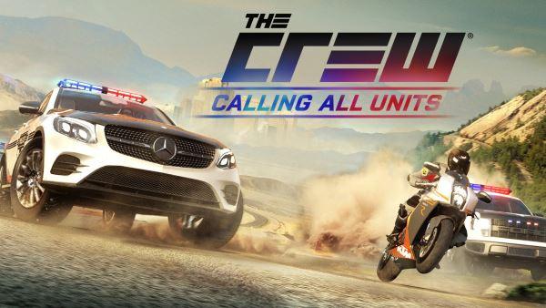 Кряк для The Crew: Calling All Units v 1.0