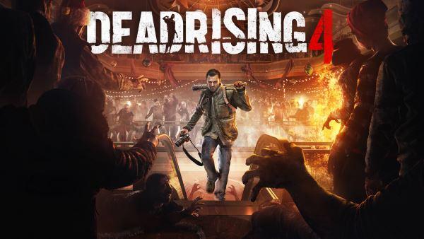 Патч для Dead Rising 4 v 1.0