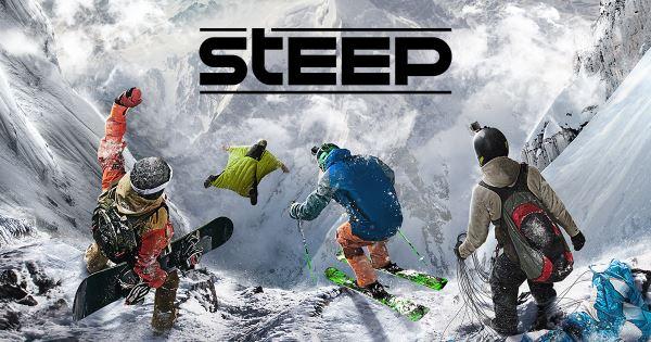 Сохранение для Steep (100%)