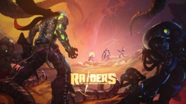 Русификатор для Raiders of the Broken Planet