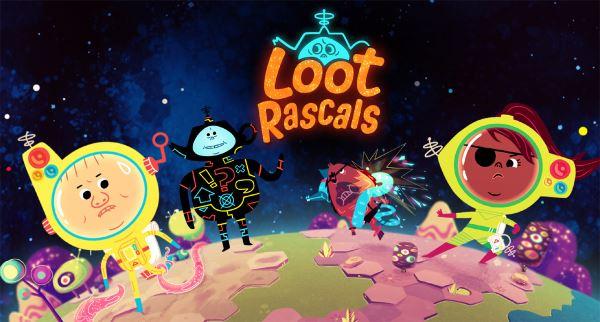 Кряк для Loot Rascals v 1.0
