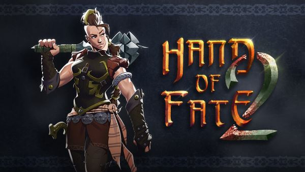Русификатор для Hand of Fate 2