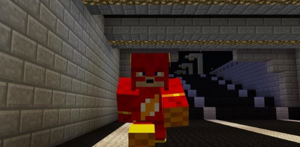 Superheroes Unlimited для Майнкрафт 1.7.10