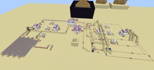 Minecraft Six Siege для Майнкрафт 1.11.2