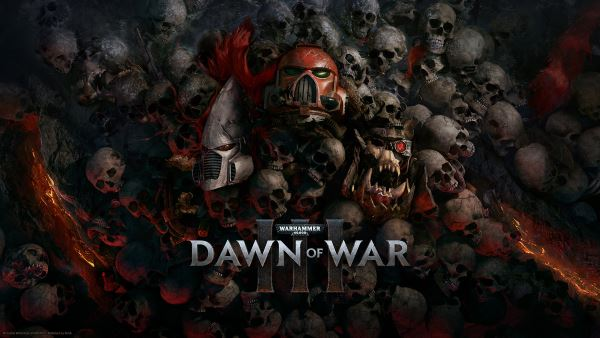 Кряк для Warhammer 40,000: Dawn of War III v 1.0