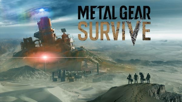 Патч для Metal Gear Survive v 1.0