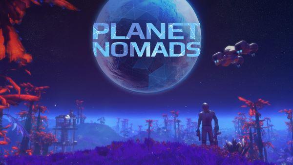 Русификатор для Planet Nomads