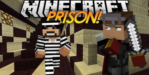 Prison Guard для Майнкрафт 1.11.2