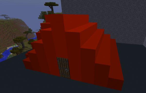 Flat Colored Blocks для Майнкрафт 1.11.2
