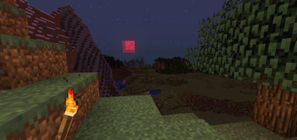 Blood Moon для Майнкрафт 1.11.2