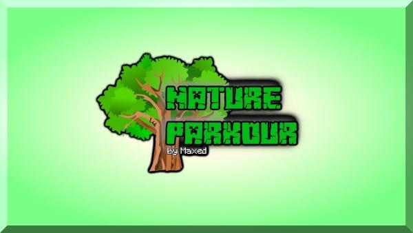 Nature Parkour для Майнкрафт 1.11.2