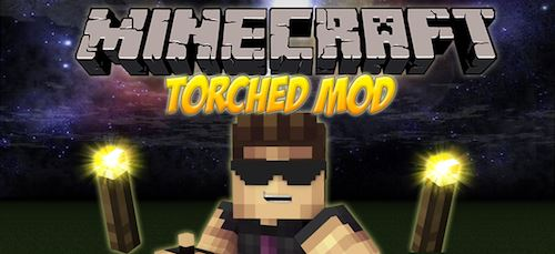 Torched для Майнкрафт 1.10.2