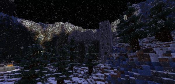 Ticking Chill для Майнкрафт 1.11.2