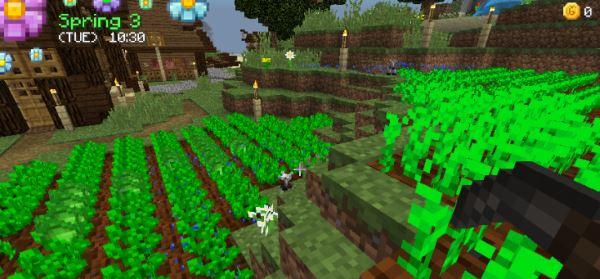 Harvest Festival для Майнкрафт 1.10.2