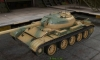 T-54 #13 для игры World Of Tanks