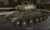 Т34-85 #18 для игры World Of Tanks