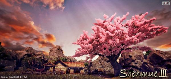 Сохранение для Shenmue III (100%)