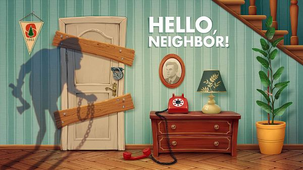 Сохранение для Hello Neighbor (100%)