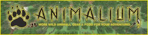 Animalium для Майнкрафт 1.10.2