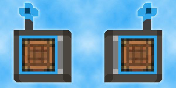 Wireless Crafting Terminal для Майнкрафт 1.10.2