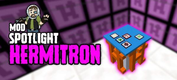 Hermitron для Майнкрафт 1.10.2