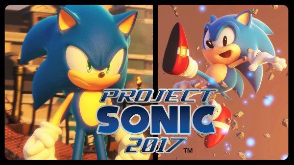 Сохранение для Project Sonic 2017 (100%)