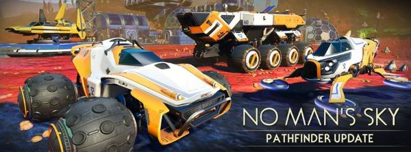 Патч для No Man's Sky: The Path Finder v 1.24