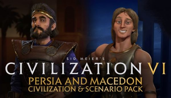 Русификатор для Sid Meier's Civilization VI: Persia & Macedon Civilization & Scenario Pack