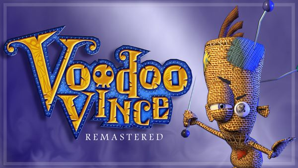 NoDVD для Voodoo Vince: Remastered v 1.0