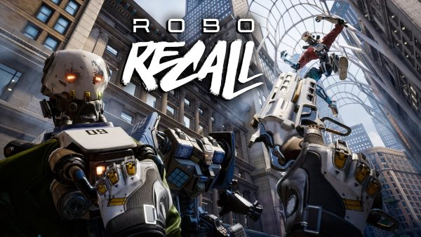 Сохранение для Robo Recall (100%)