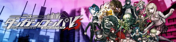 NoDVD для New Danganronpa V3: A New Semester for Everyone's Killing Life v 1.0