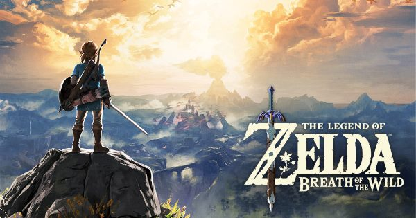 Русификатор для The Legend of Zelda: Breath of the Wild