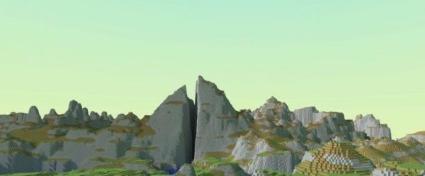 Zelda - Breath of the Wild для Майнкрафт 1.11.2
