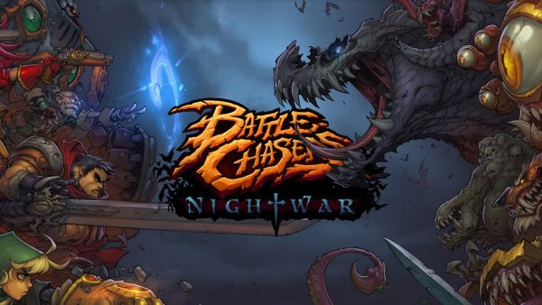 Патч для Battle Chasers: Nightwar v 1.0