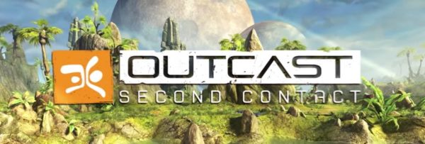 Сохранение для Outcast - Second Contact (100%)