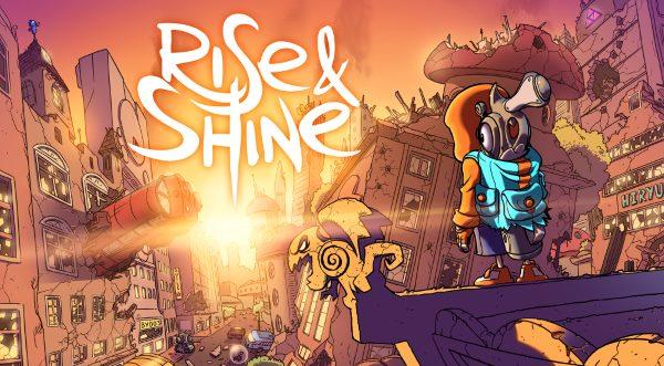 Сохранение для Rise & Shine (100%)