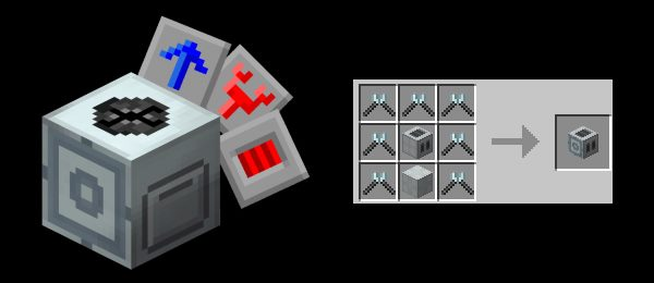 Advanced Machines для Майнкрафт 1.10.2