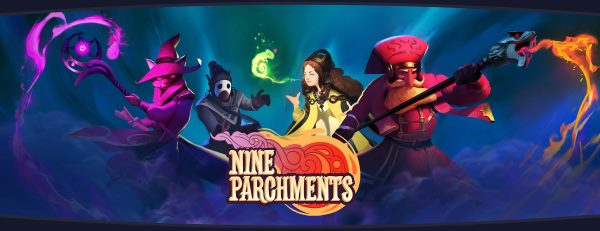 Кряк для Nine Parchments v 1.0