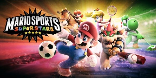 NoDVD для Mario Sports: Superstars v 1.0
