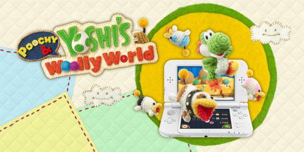 Сохранение для Poochy & Yoshi's Woolly World (100%)