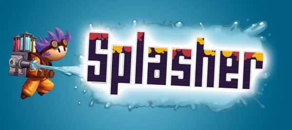 Сохранение для Splasher (100%)