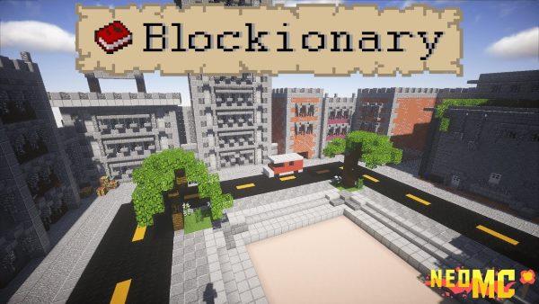 Blockionary для Майнкрафт 1.11.2